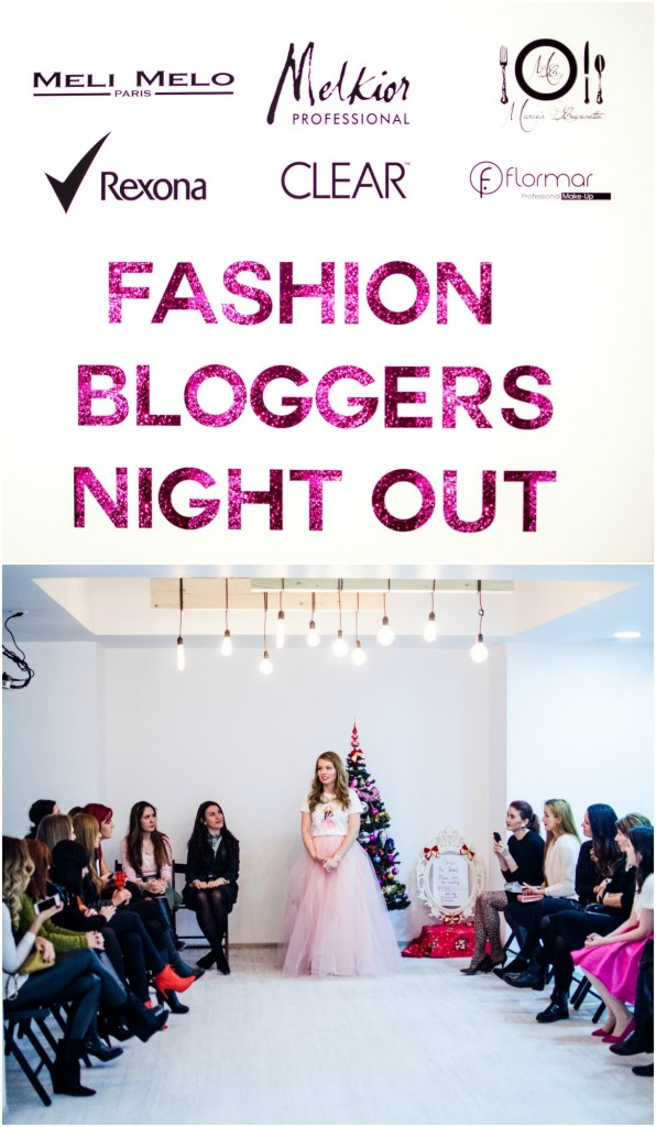 fashion blogger night out