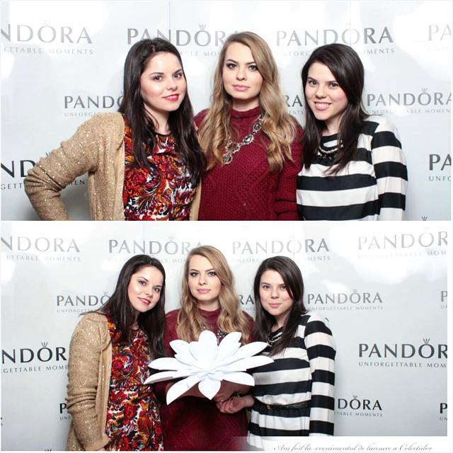 Tonight at @theofficialpandora! New collections will be available soon! #pinkwish #anothersideofmeblog #blogger #pandora #event #spring #friends #bff #happy