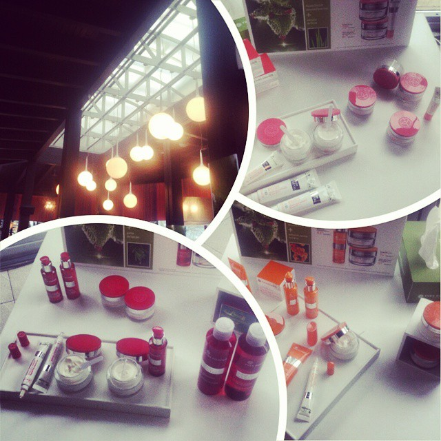 New products by Yves Rocher! #yvesrocher #beauty #skin #blogger #event #cosmetiquevegetale