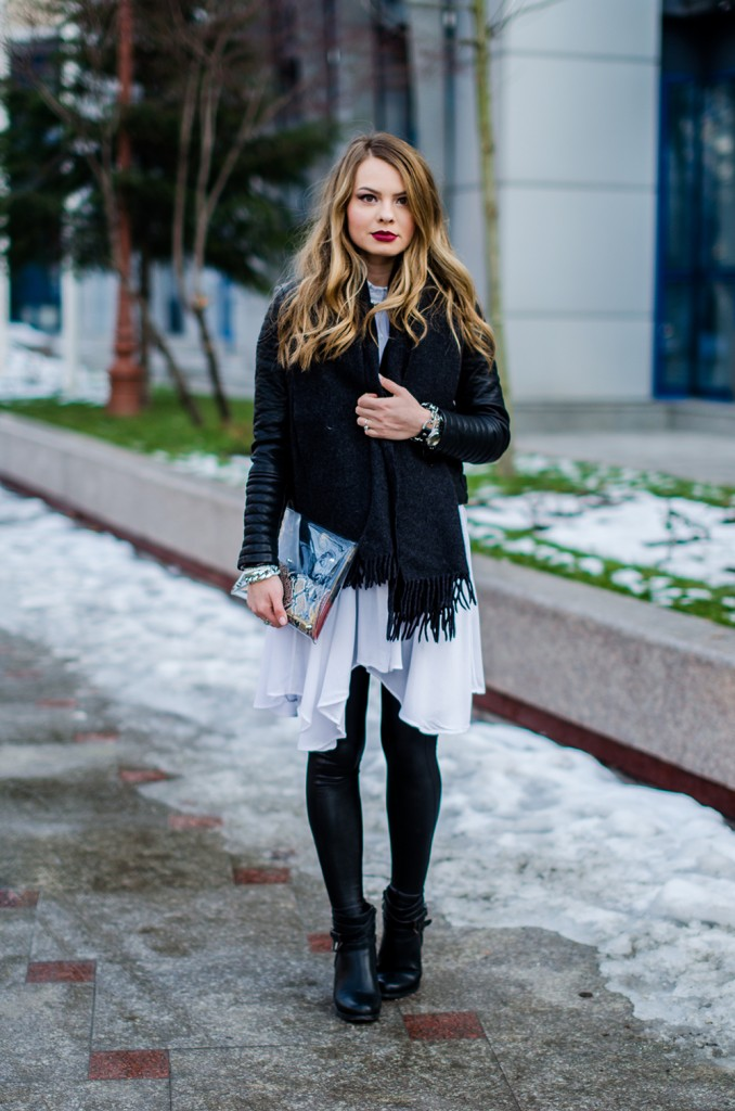 white-shirt-dress-leather-jacket-black-outfit-9