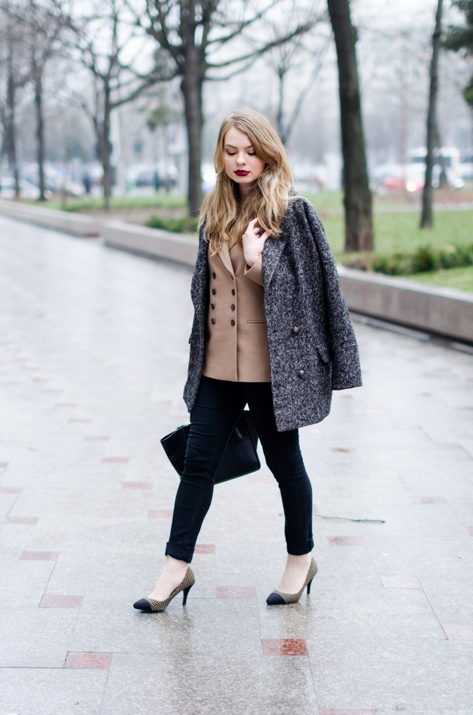 zara-camel-overcoat-oversized-coat-winter-outfit 10