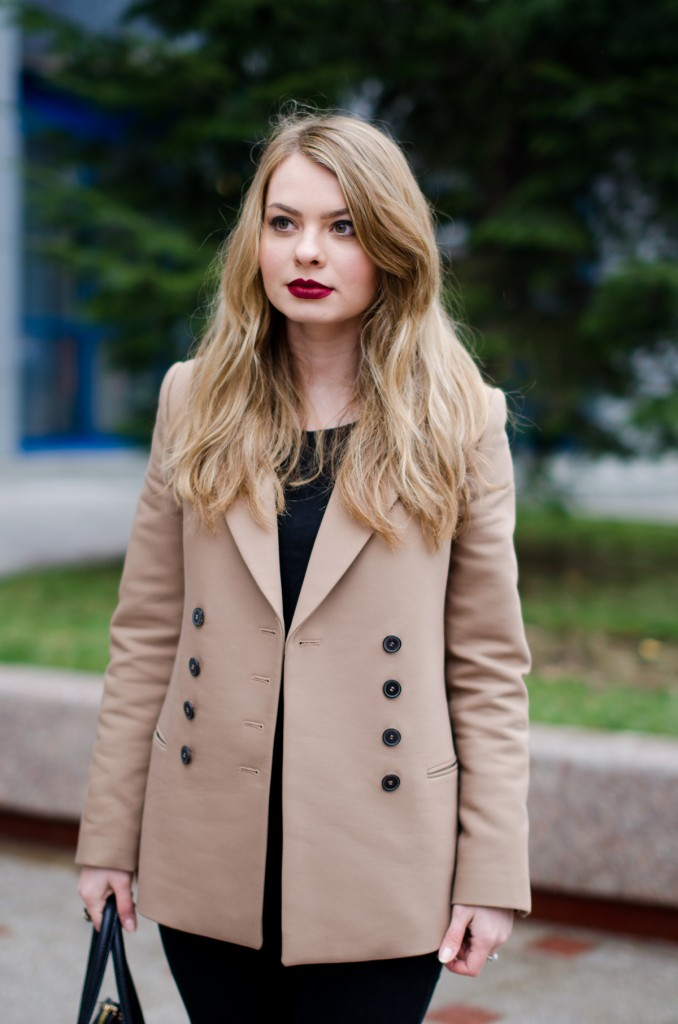 zara-camel-overcoat-oversized-coat-winter-outfit 8