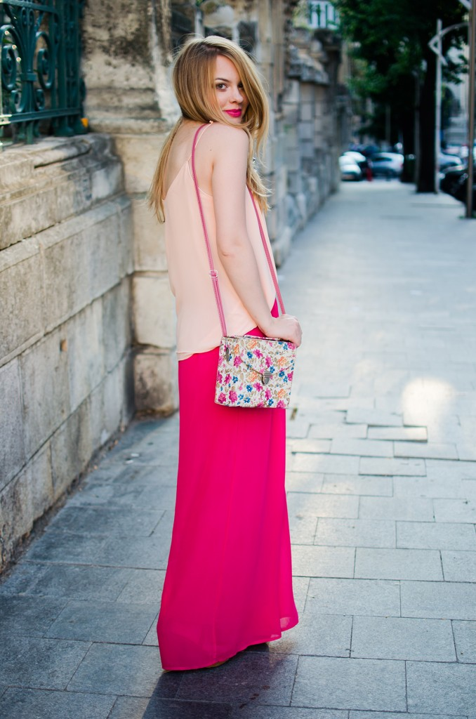 pink-palazzo-pants-peach-top-outfit-pink-wish-fashion-1