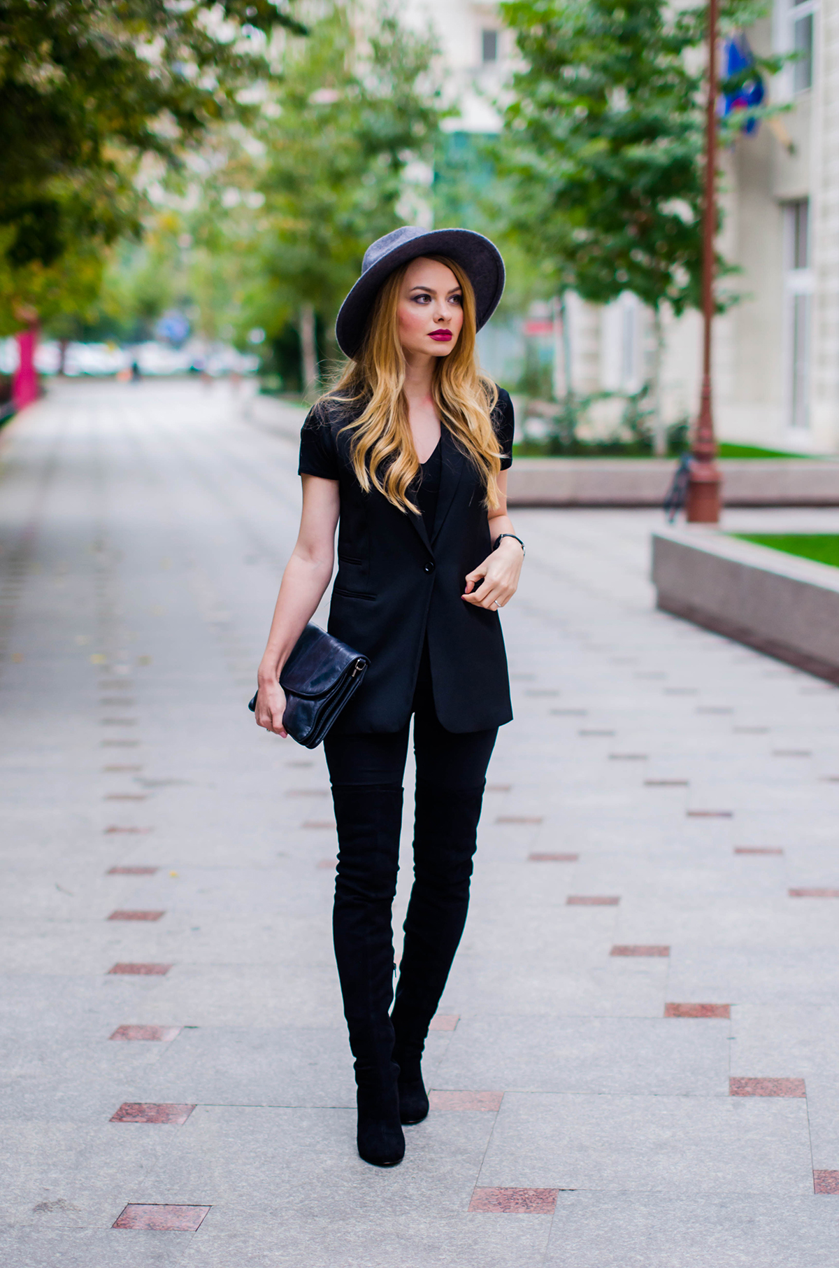 all-black-outfit-asos-over-the-knee-boots-black-vest (2)