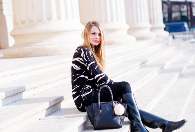 black-and-whte-outfit-lookbook-winter-fashion-pink-wish (2)