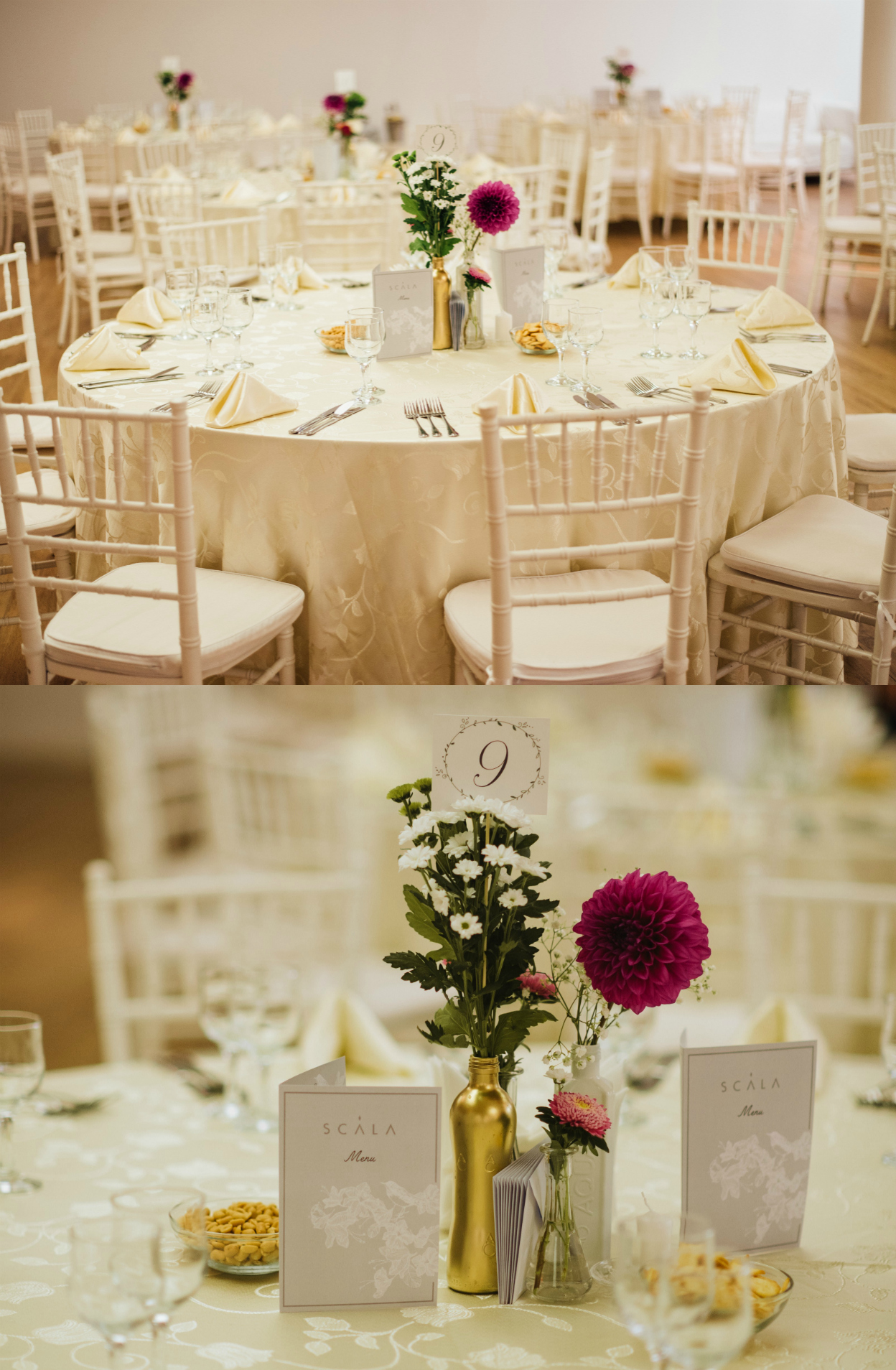 wedding-table-arrangement