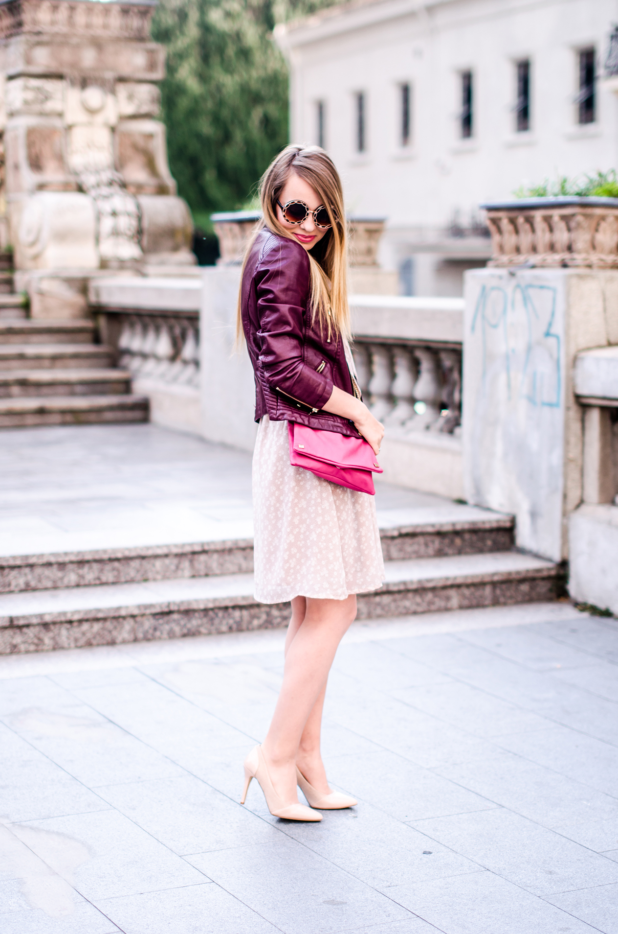 feminine-dress-bonprix-burgundy-jacket-outfit-pink-wish (3)