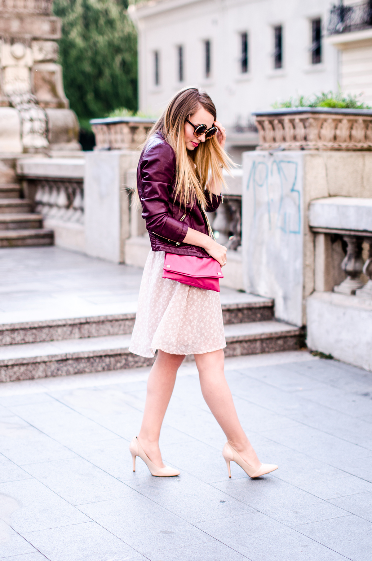 feminine-dress-bonprix-burgundy-jacket-outfit-pink-wish (4)