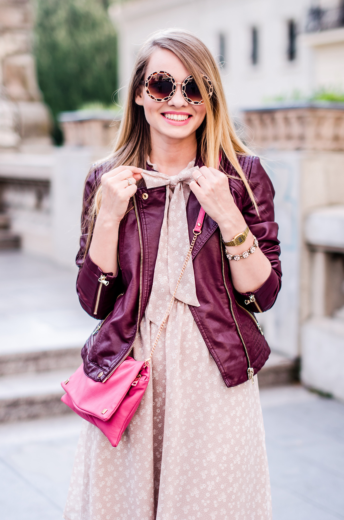 feminine-dress-bonprix-burgundy-jacket-outfit-pink-wish (9)
