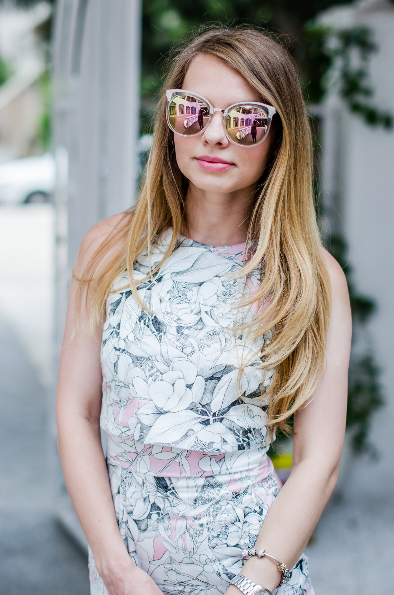 bodycon-midi-pink-dress-pink-sandals-zerouv-sunglasses-fashion-pink-wish-blog (1)