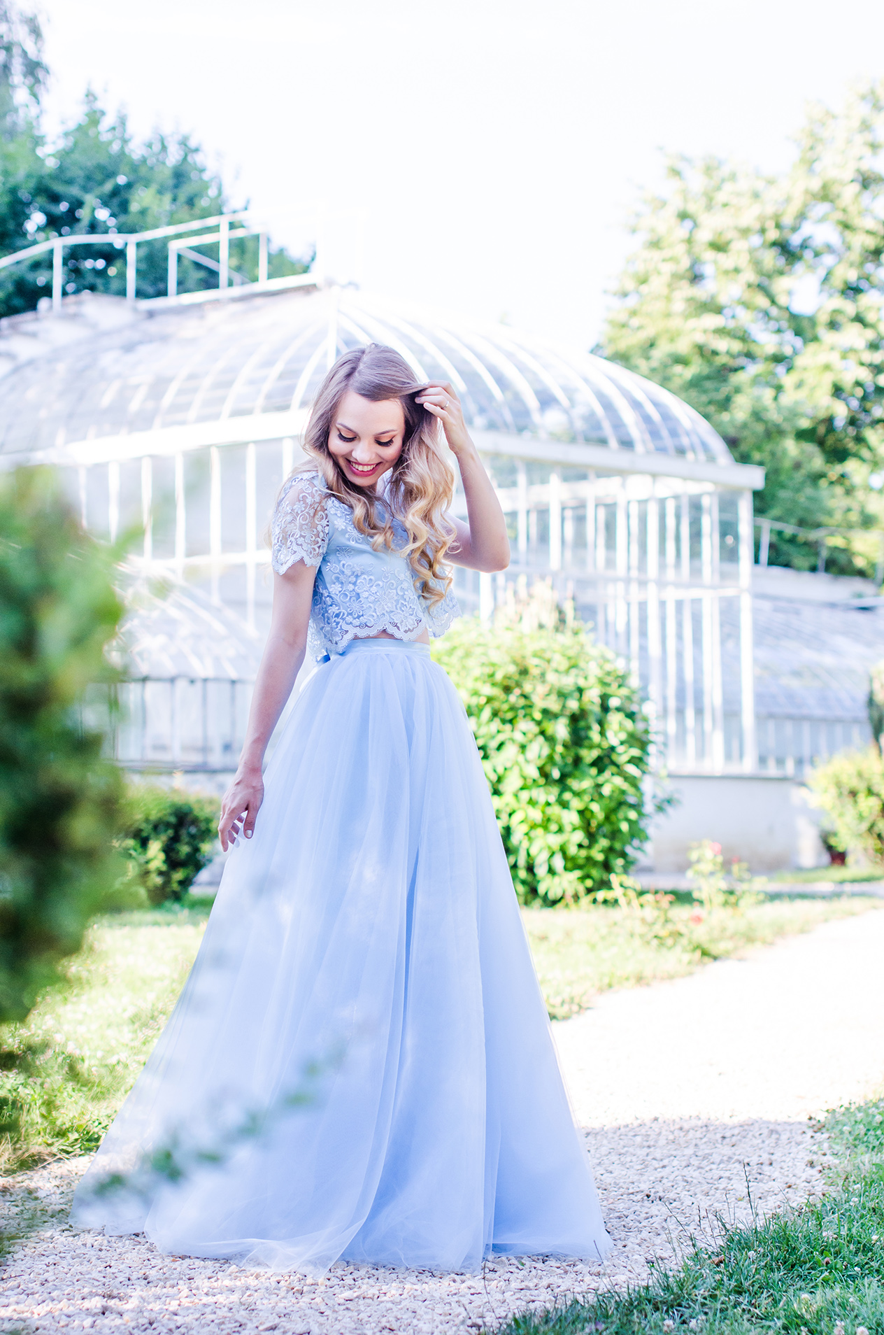 pink-wish-collection-blue-tulle-skirt-lace-top-wedding-princess-dress (12)