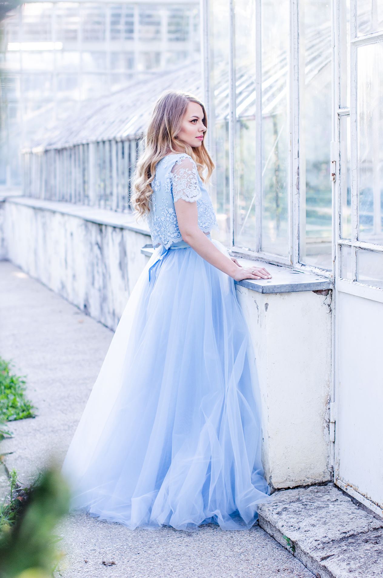 pink-wish-collection-blue-tulle-skirt-lace-top-wedding-princess-dress (2)