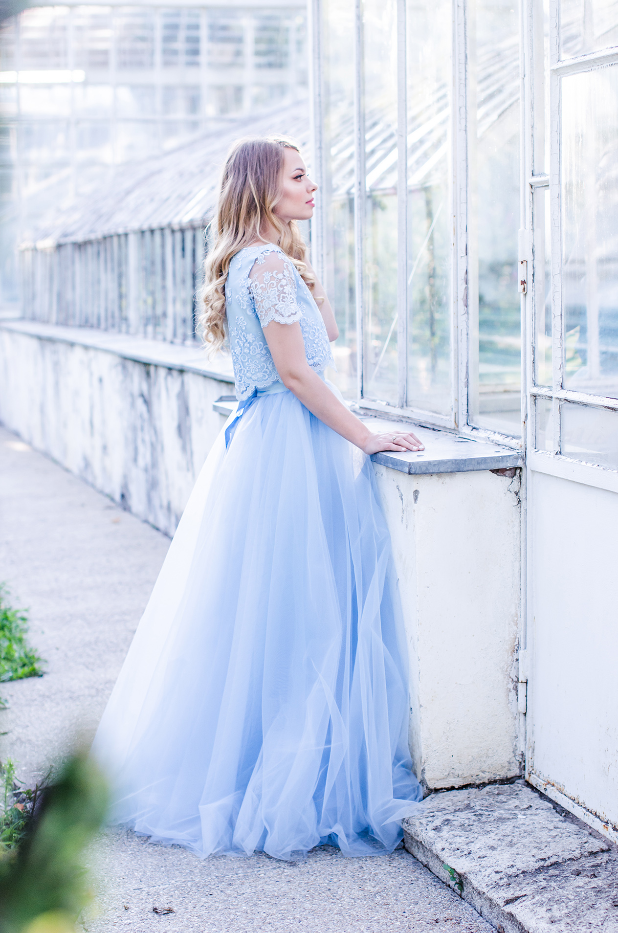 pink-wish-collection-blue-tulle-skirt-lace-top-wedding-princess-dress (3)