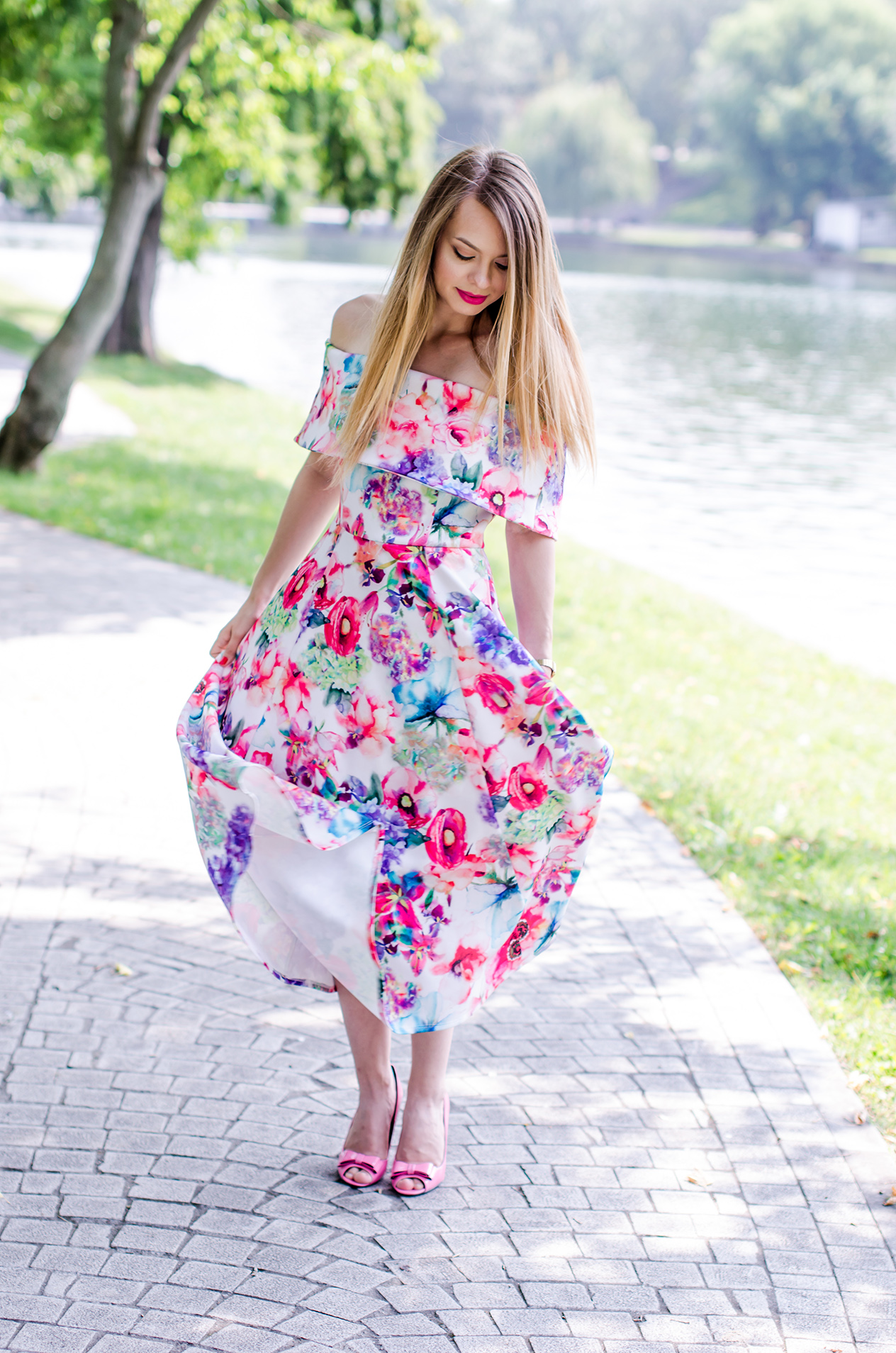 picnic-time-floral-midi-dress-pink-wish-summer-outfit-feminine (12)
