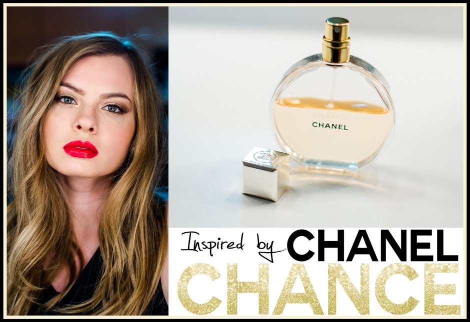 MAKEUP INSPIRED BY CHANEL CHANCE C